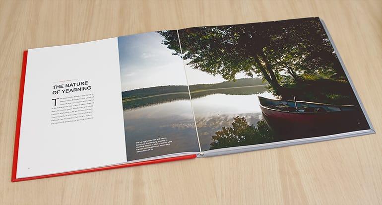 Coffee Table Book für das Land Brandenburg