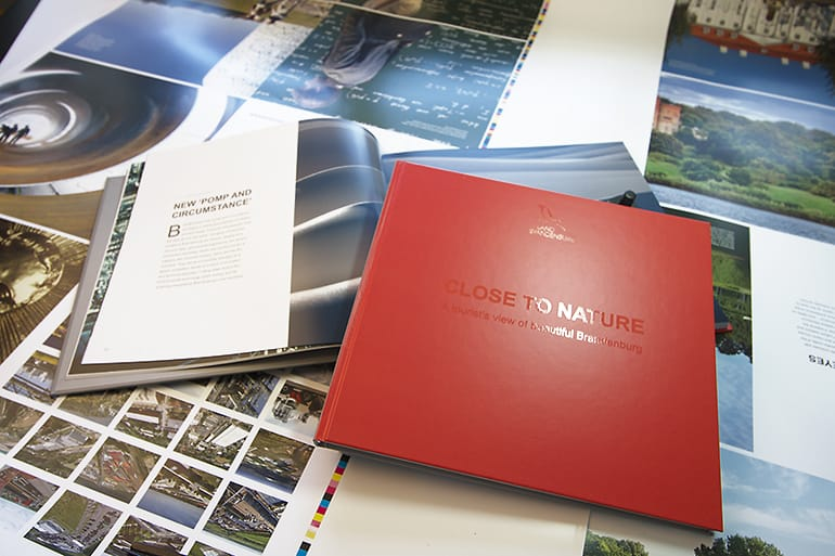 Coffee Table Book · Land Brandenburg