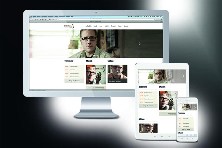 Website · Stefan Solo